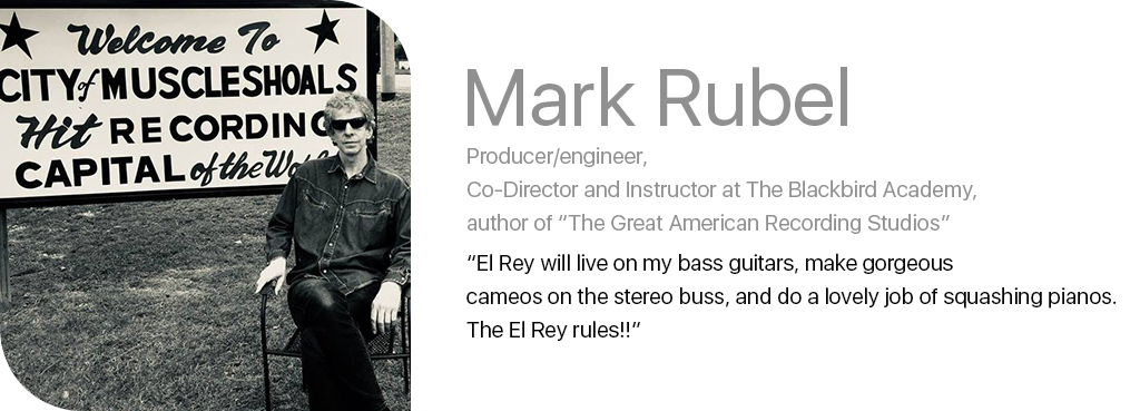 Mark rubel quote new